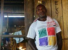 Pak Guru Deni. Setelah pensiun, kini tugasnya adalah membina dan mengawasi enam sekolah di Kabupaten Mappi, Papua.